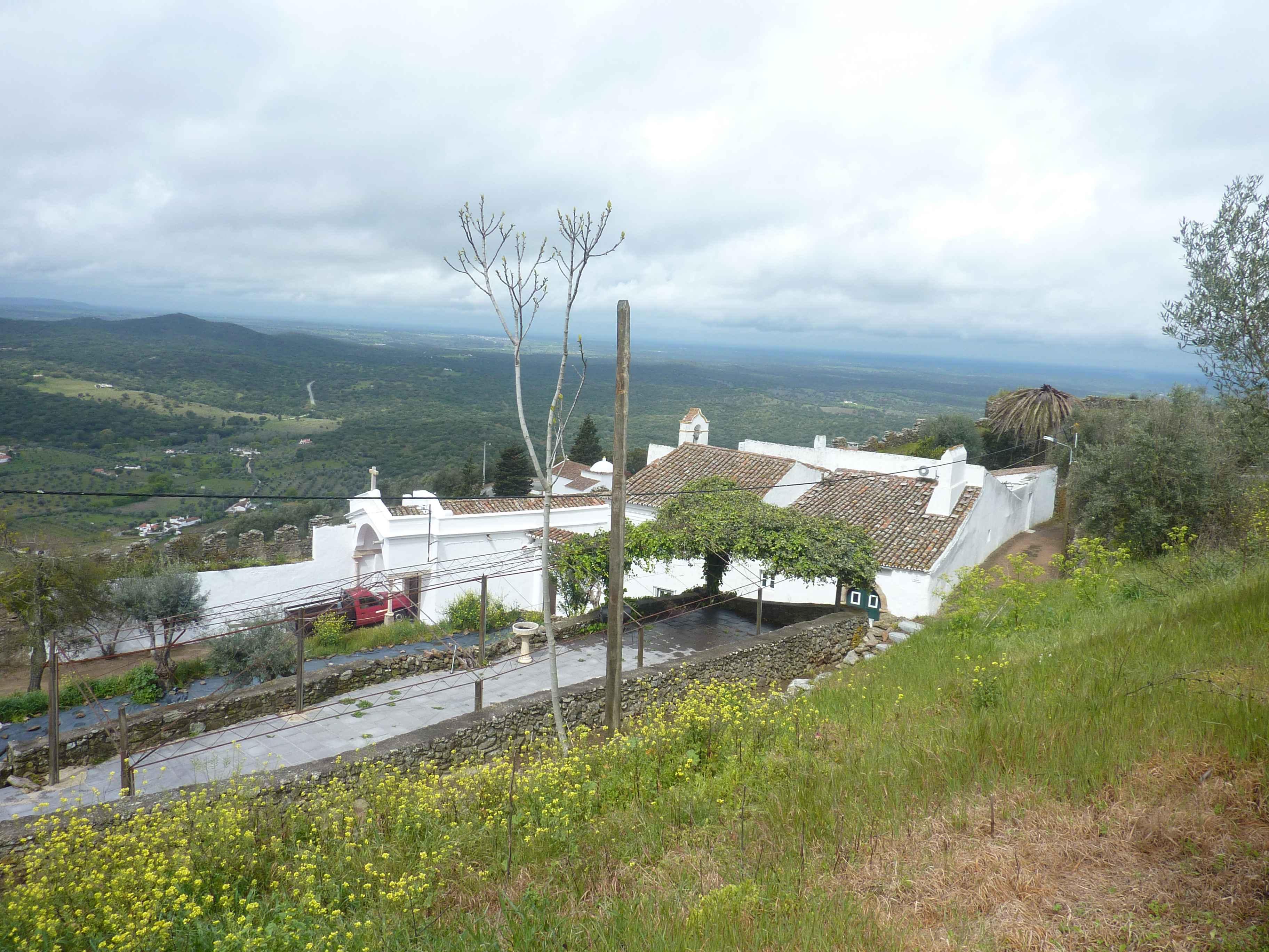 Ch teau de evoramonte et visite d 39 une magnifique ville au - La maison monte na comporta au portugal ...